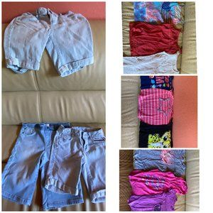 Other - Girls' Assorted Summer Clothes Outfits Size 10-12
